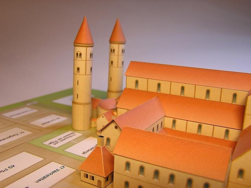 Monasterium Sancti Galli - Hans-Joachim Zimmer - 1:800 4010