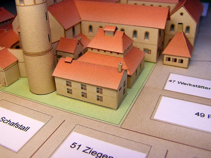 Monasterium Sancti Galli - Hans-Joachim Zimmer - 1:800 - Seite 2 4910