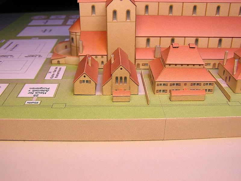 Monasterium Sancti Galli - Hans-Joachim Zimmer - 1:800 - Seite 2 5410