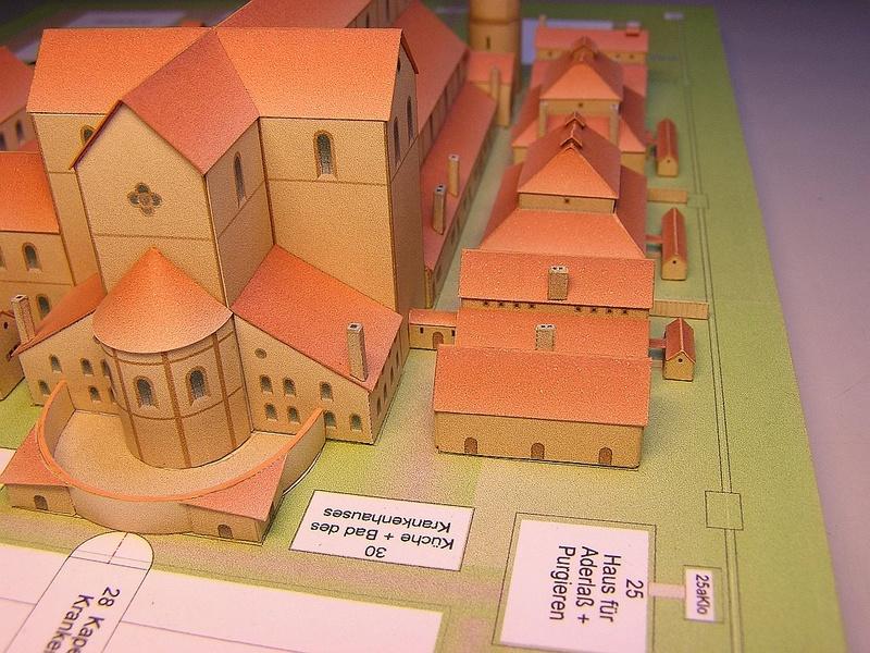 Monasterium Sancti Galli - Hans-Joachim Zimmer - 1:800 - Seite 2 5510