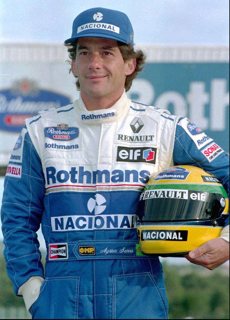 Ayrton Senna en mémoire 21.03.1960 - 1.05.1994 452c8b10