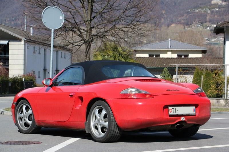 Porsche Boxster 986, 21 anni di usura  Img_1710