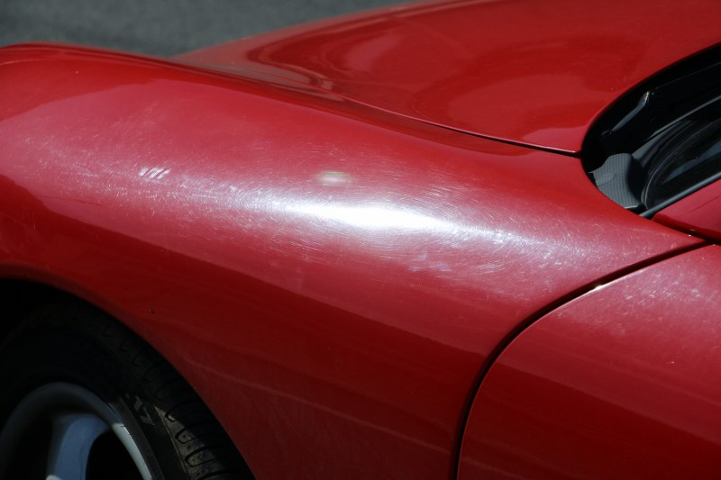 Porsche Boxster 986, 21 anni di usura  Img_1711