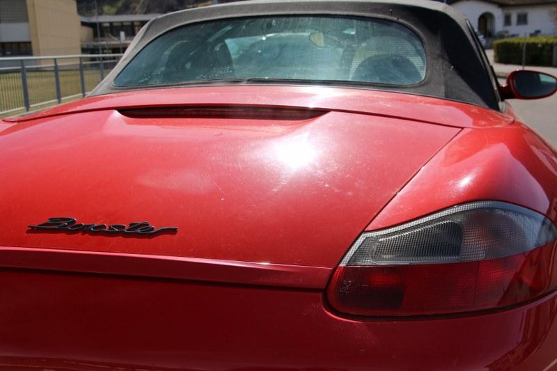 Porsche Boxster 986, 21 anni di usura  Img_1716