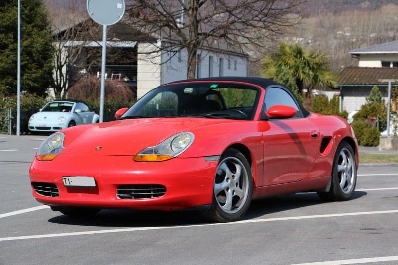 Porsche Boxster 986, 21 anni di usura  Img_1719