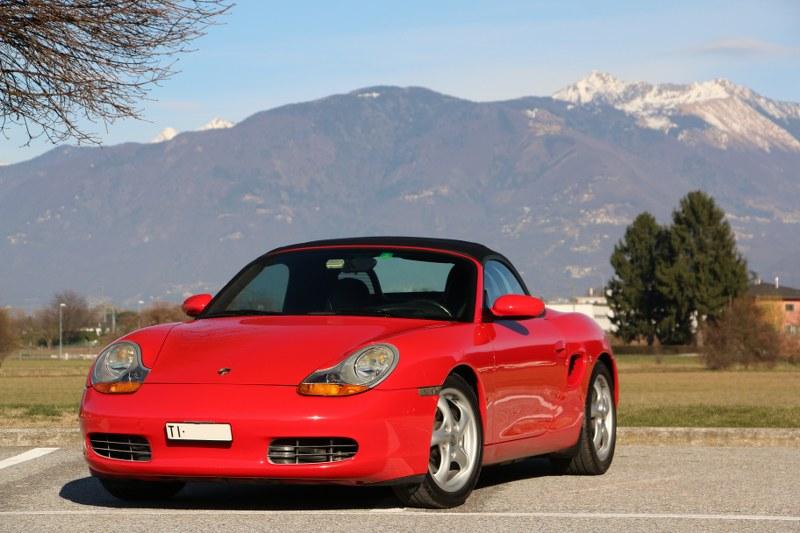Porsche Boxster 986, 21 anni di usura  Img_2023