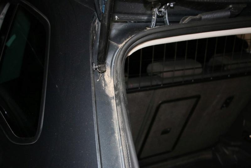cagnone nel bagagliaio e i suoi peli Img_3011