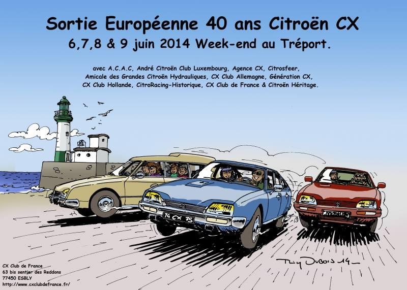 40 ans de La CX au Tréport 10153110