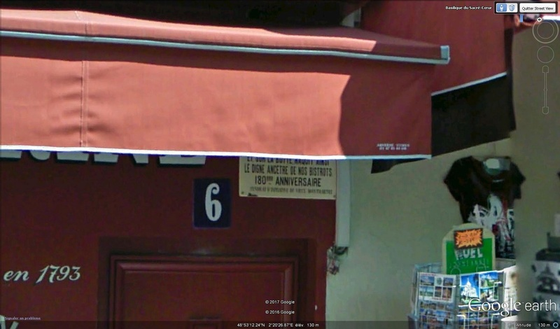 STREET VIEW : bistrots et  bars - Page 6 Bistro11