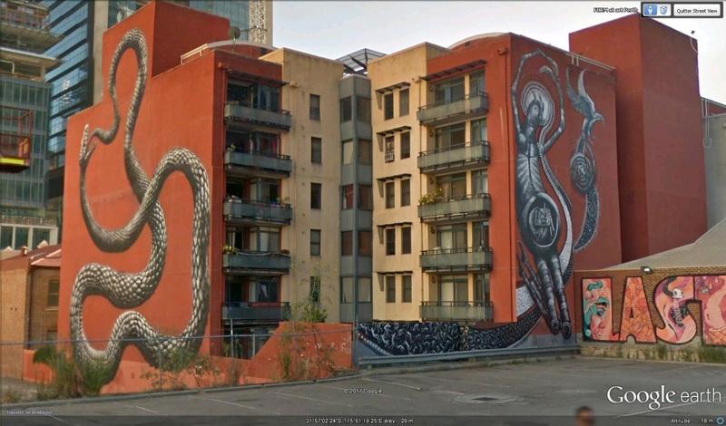 STREET VIEW : les fresques murales - MONDE (hors France) - Page 22 Fresqu10