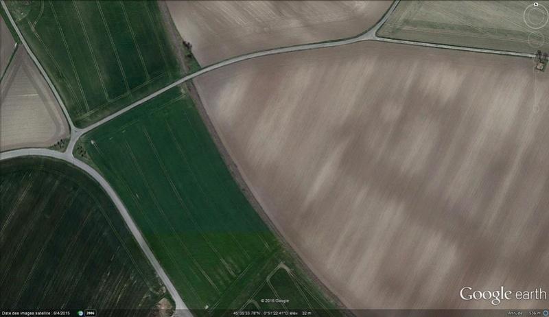 Archéologie aérienne  Gaule110