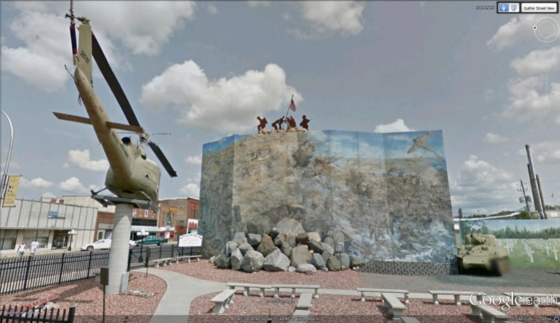 STREET VIEW : les fresques murales - MONDE (hors France) - Page 23 Memo10