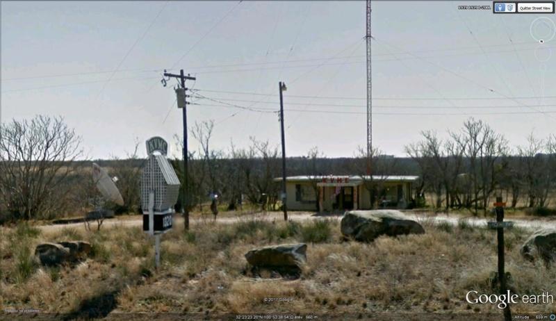 Radio KVMC, Colorado City, Texas - USA Micro10