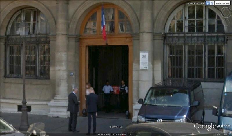 Le 36 quai des orfèvres Paris Orfe10