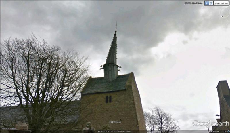 Chapelle de Plougrescan, Côtes-d'Armor - France Plou110