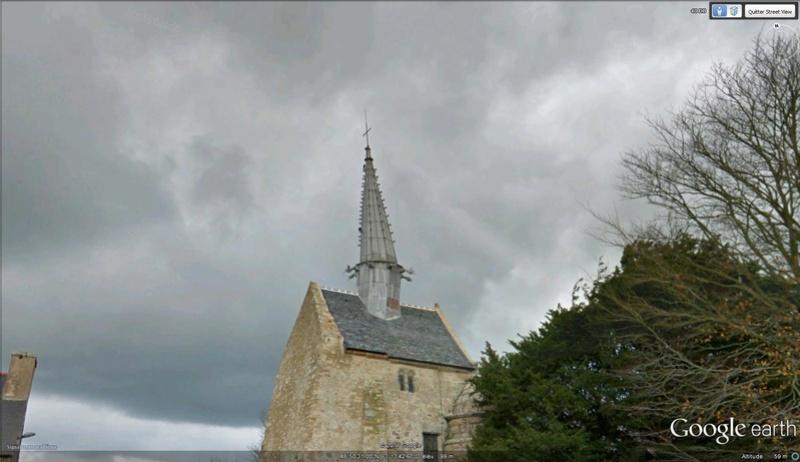 Chapelle de Plougrescan, Côtes-d'Armor - France Plou210