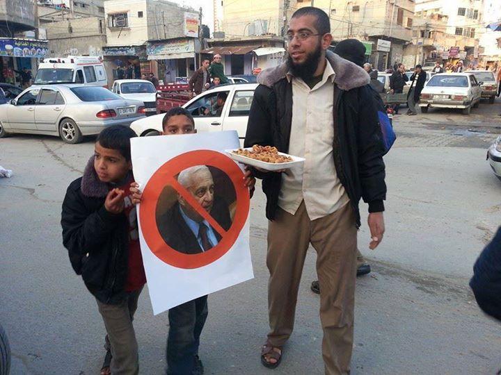 Israël : Ariel Sharon est mort 4_n11