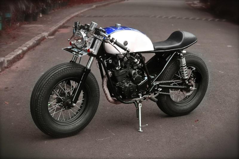 Yamaha Scorpio Z225 00611