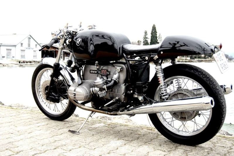 Meister Engineering BMW R-100/S 1977 16218610