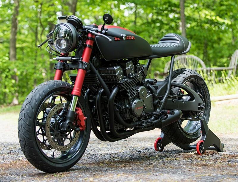 CB750 - Industrial Moto  Indust11