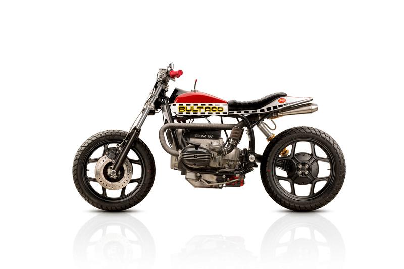 BMW R80RS – Tattoo Custom Motorcycles Tattoo11