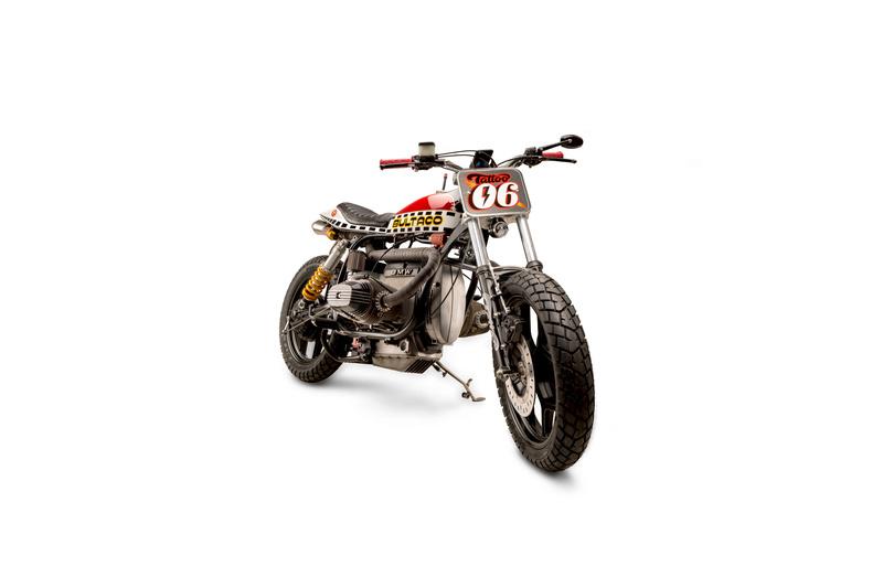 BMW R80RS – Tattoo Custom Motorcycles Tattoo14