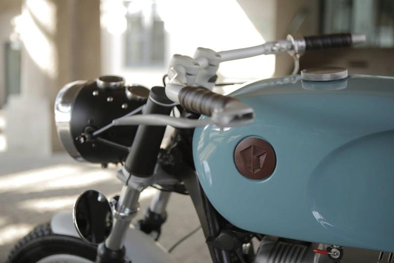 R100 / Unikat 1/1 Motorworks & Studio  Unikat13