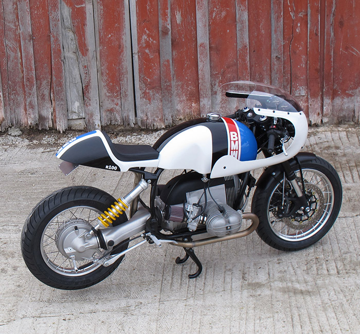 R100 / Union motorcycle  Unionm12