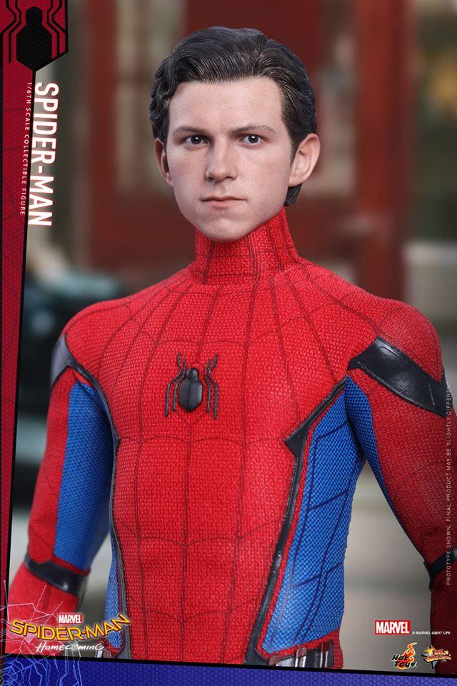 Spider-Man Homecoming : Spider-Man  Spidey12