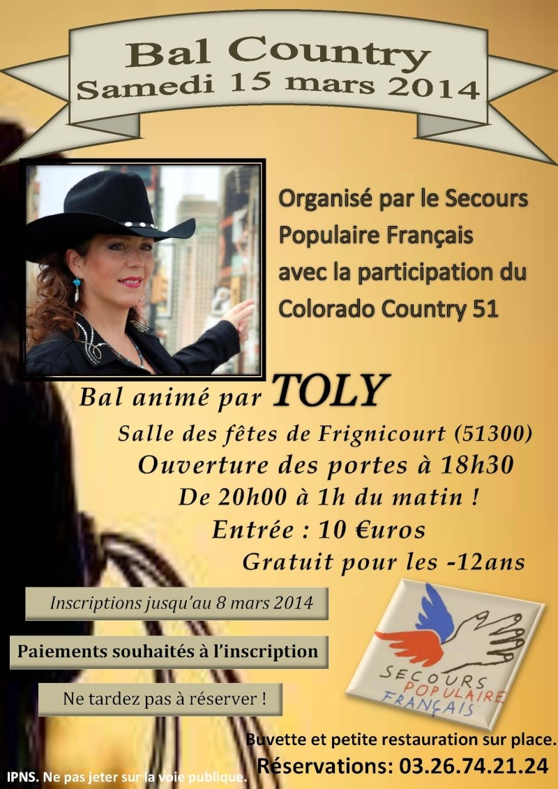 BAL COUNTRY TOLY  2014-010