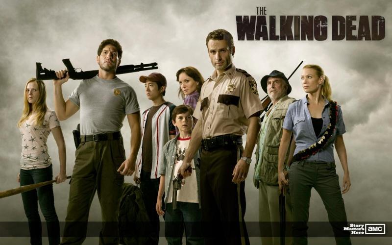 The Walking Dead 0b983c10