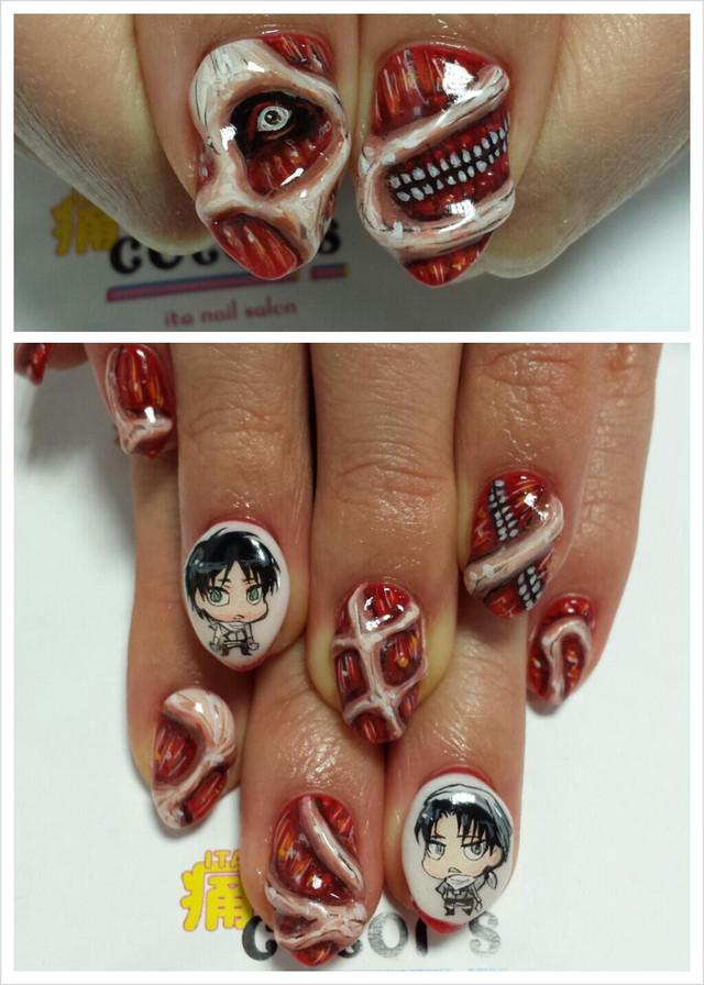 Le Nail Art 7a0e0210