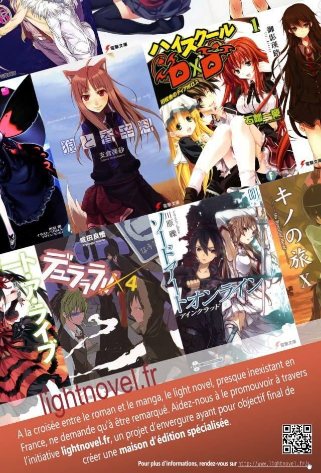 Les Light Novels [Baka'Dossier] Affich12