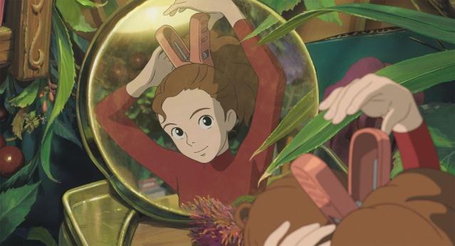 Arrietty - Le petit monde des chapardeurs Arriet10
