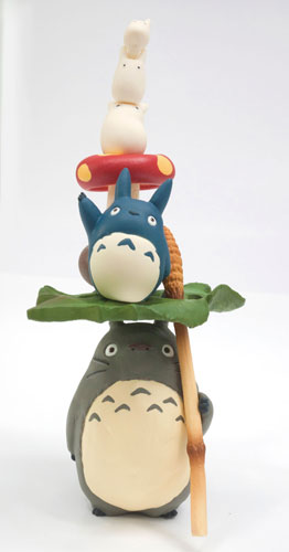 [Figurine] TsumuTsumu Series TMU-19 Mon Voisin Totoro Cgd2-610