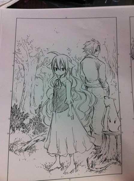 Fairy Tail Zero : les origines dans un magazine mensuel au Japon Fairy-11