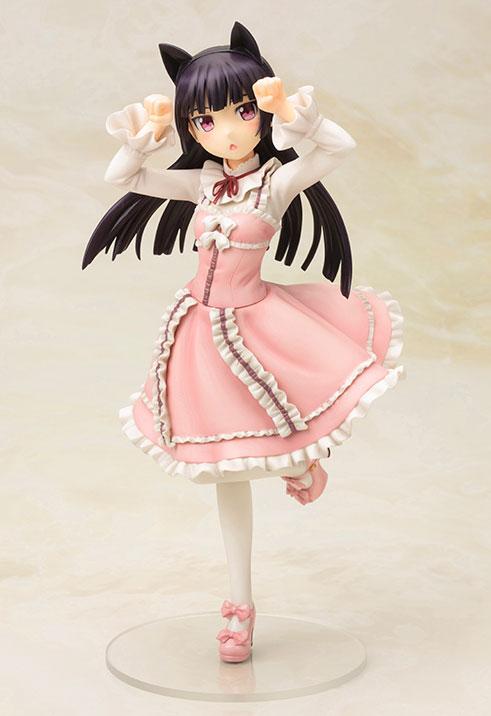 [Figurine] Kotobukiya - Kuroneko -Sweet Lolita- 1/7 Complete Figure (Oreno Imouto ga Konna ni Kawaii Wake ga Nai (Oreimo)) Figure16