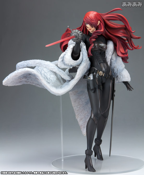 [Figurine] Dwell - Mitsuru Kirijo 1/7 Complete Figure (Persona 4 The Ultimate in Mayonaka Arena) Figure31