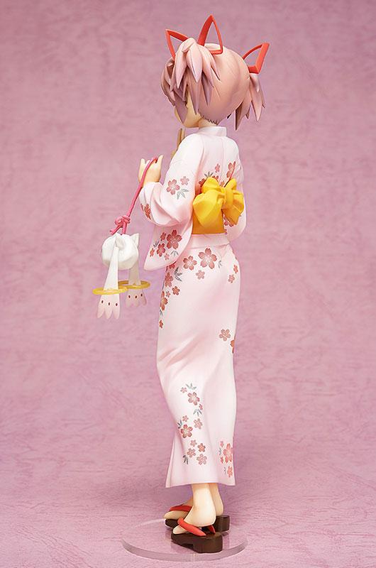[Figurine] FREEing - Madoka Kaname Yukata Ver. 1/8 Complete Figure (Puella Magi Madoka Magica the Movie) Figure48