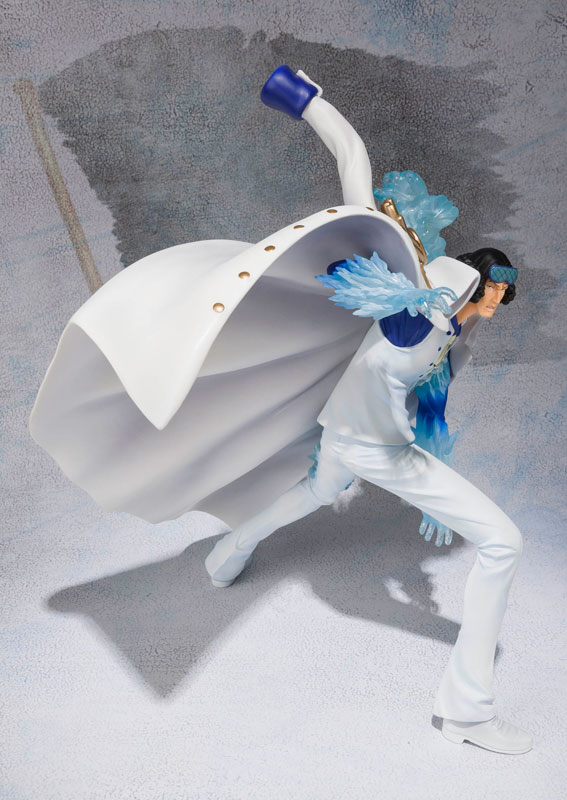 "[Figurine] Figuarts ZERO - ""Aokiji"" Kuzan -Battle Ver.- (One Piece) Figure98"