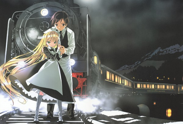 Les Light Novels [Baka'Dossier] Gosick10