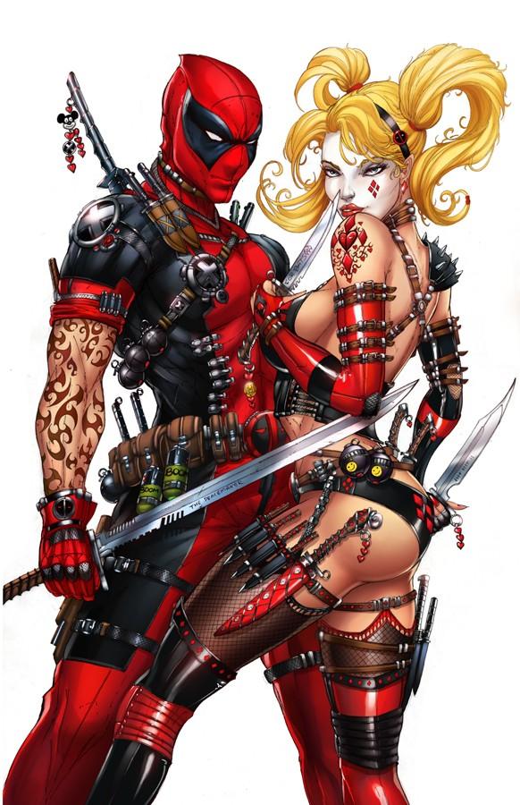 Les super-héros [Baka'Dossier] Harley10