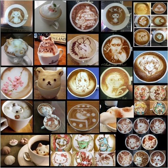 Le Latte Art Latte10