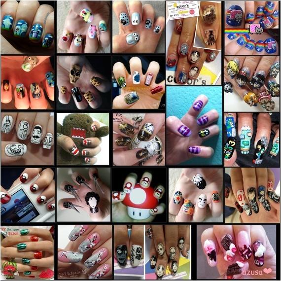 Le Nail Art Nail10