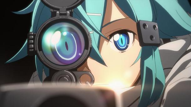 Sword Art Online saison 2 : Phantom Bullet  ! Sword-12