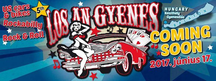 17/06/2017 5th Los An Gyenes (Hungary) 17015810