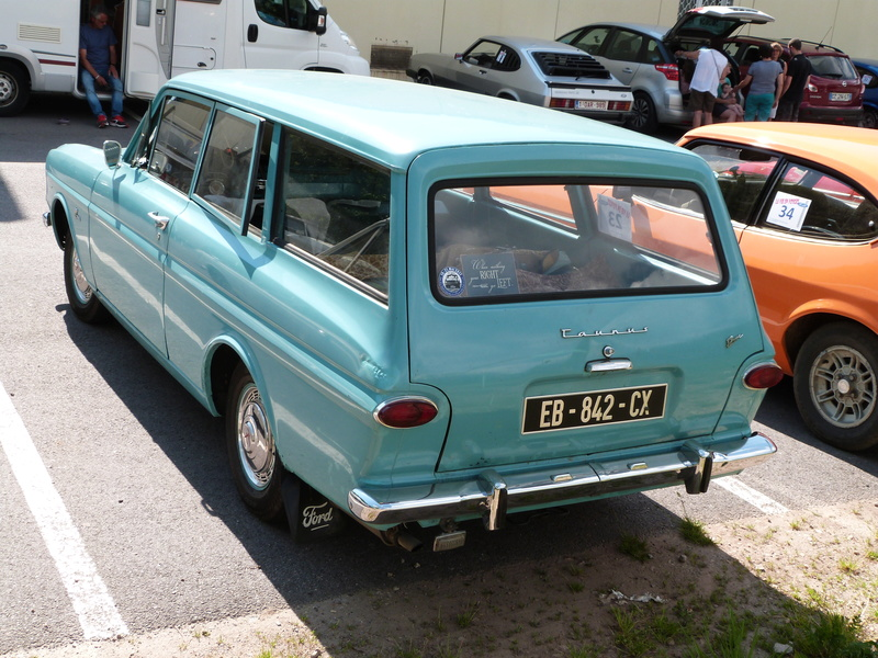 (88)[25/28/05/17]8eme Ford Festival Classique Ford_c27