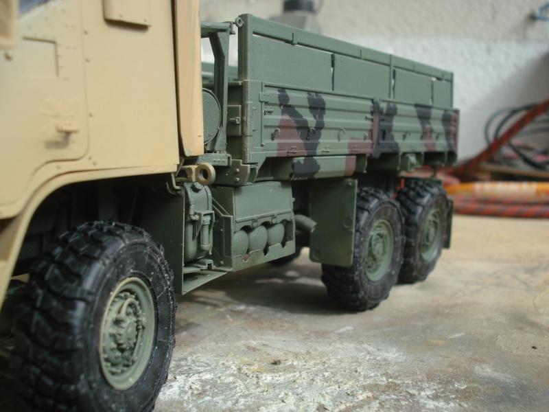 camion usa M1083 MTV [Trumpeter, 1/35] cabine blindée  Dsc08315