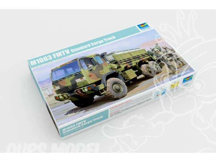 camion usa M1083 MTV  [Trumpeter, 1/35]  Trumpe10