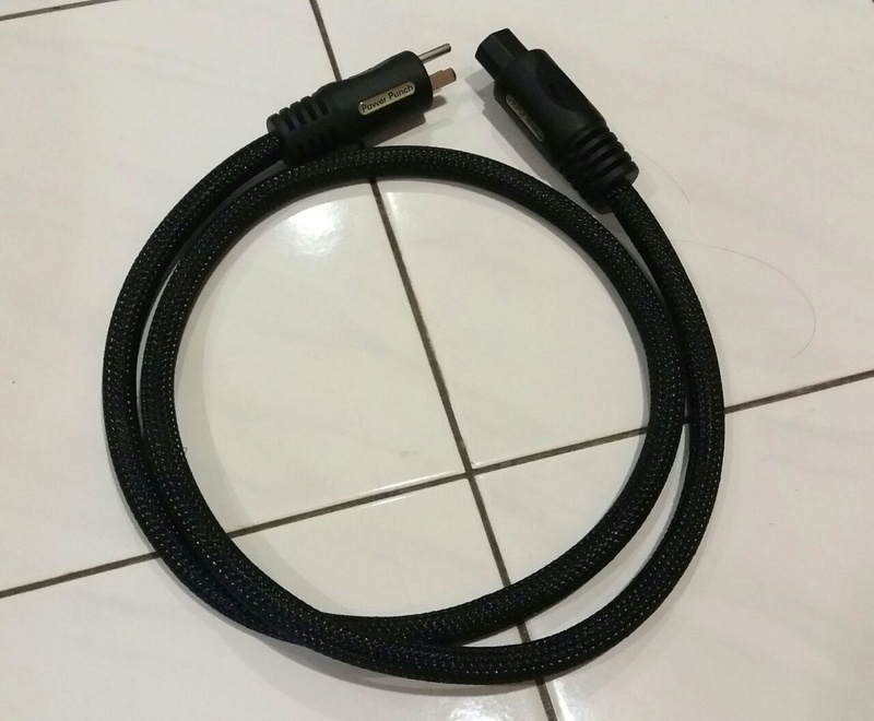 PS Audio Power Punch Power Cable - 1.5m Psaudi11